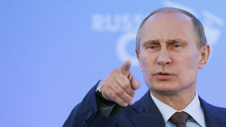 Vladimir Putin: Apogeul dificultăților a trecut pentru Rusia