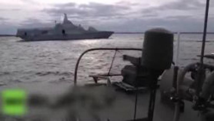 Submarin neidentificat în Marea Baltică. Marina finlandeză a tras focuri de armă