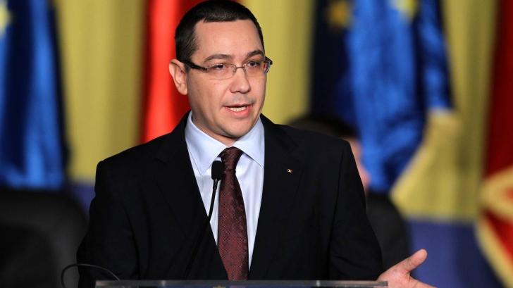 Ponta, bilanțul celor trei ani de guvernare: Sunt mândru că am votat suspendarea lui Băsescu