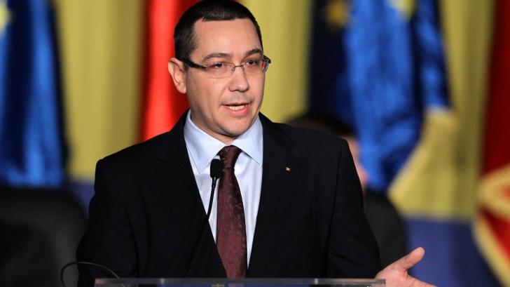 Ponta, despre românul răpit: Autoritățile fac eforturi. Îmi doresc să avem vești bune