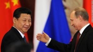 Întâlnire Putin - Xi Jinping