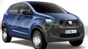 Noul model Dacia Kayou