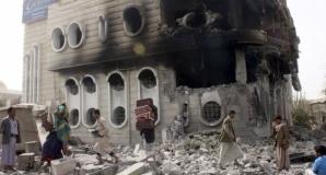 Bombardament puternic al coaliţiei conduse de Arabiaa Saudită