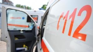 Accident în Ialomiţa: Cinci oameni au fost răniţi grav