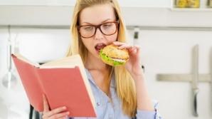 Alimentația în perioada examenelor