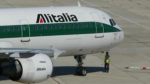 Personalul companiei Alitalia, în grevă ca protest faţă de închirierea serviciilor Blue Air