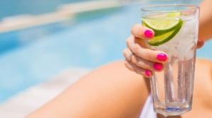 De ce nu este bine să bei apă cu gheață