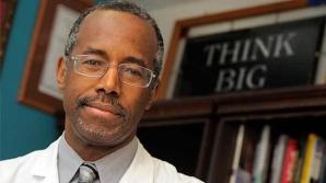 SUA: Neurochirurgul afro-american Ben Carson și-a anunțat candidatura la alegerile prezidențiale