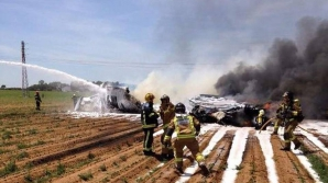 Airbus A400, accident la Sevilla