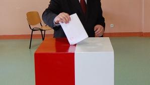 Alegeri prezidenţiale în Polonia