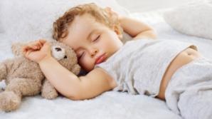 Pregăteşte-i copilului tău un somn cât mai profund