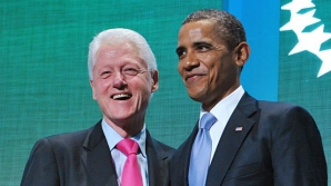 Barack Obama și Bill Clinton, schimb de mesaje ironice pe Twitter