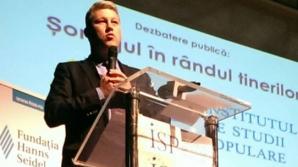 Predoiu: Guvernul Ponta nu face nimic pentru a stopa migrația tinerilor