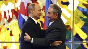 Rusia, relaţii de prietenie cu Cuba