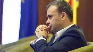 Darius Vâlcov rămâne în arest preventiv