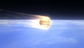 Naveta spațială se va prăbuși în curând pe Pământ - Imagine de arhivă