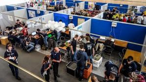 România, locul 5 la Campionatul European de Robotică