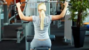 Exerciții fizice: patru greșeli neașteptate pe care le faci la sală