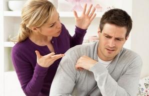 Ora la care bărbaţii sunt dispuşi să asculte ce le spun soţiile