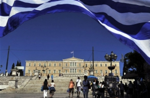 Băncile grecești, lovite de retragerile de lichidități