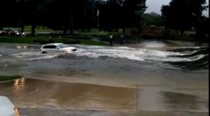 Inundații în Geogia: Cel puțin opt persoane și-au pierdut viața și altele sunt date dispărute
