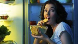 Îţi place să mânânci noaptea? Creierul tău este de vină