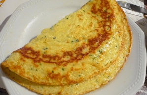 Aşa faci cea mai bună omletă. Cinci paşi simpli pentru un rezultat garantat