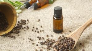 Beneficiile neştiute ale piperului negru
