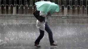 Avertizare meteo de ploi însemnate cantitativ