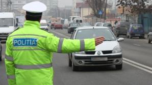"""Șofer turmentat, show la Poliția din Pitești: """"Poliția m-a luat, mi-a dat cafea, eu m-am îmbătat"""""""