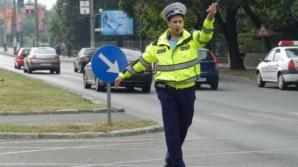 Restricții de trafic în Capitală la sfârșit de săptămână