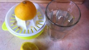 Sucul de lămâie cu bicarbonat prelungeşte viaţa