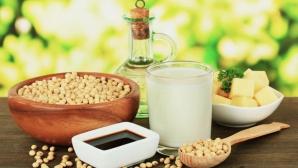 Totul despre soia şi beneficiile sale asupra sănătăţii