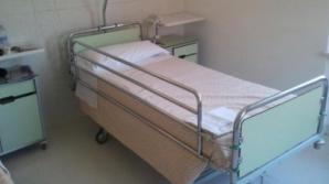 Bacteria care ucide pacienţii în spitalele gălăţele şi, după, dispare