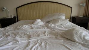 Efecte crunte asupra sănătăţii ale lenjeriei de pat murdare