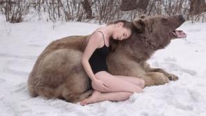Ședință foto pentru descurajarea vânătorii