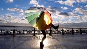 Prognoza meteo pentru duminică în Bucureşti şi în ţară