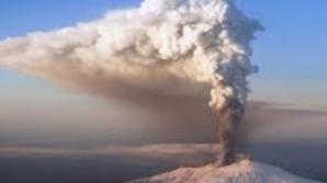 Cod roşu în Chile, după o nouă erupţie vulcanică