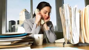 Ce să faci la serviciu ca să nu te îngraşi