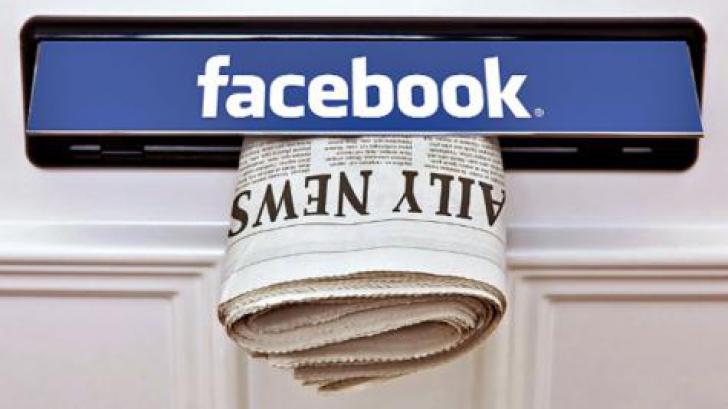 Marile ziare încep să publice articole direct pe Facebook