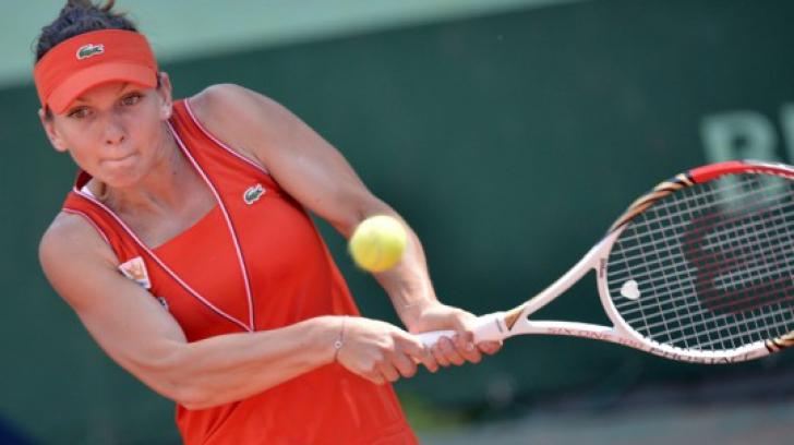 Cu cine va juca Simona Halep la Roma. Ar putea să o întâlnească pe Maria Sharapova abia în finală