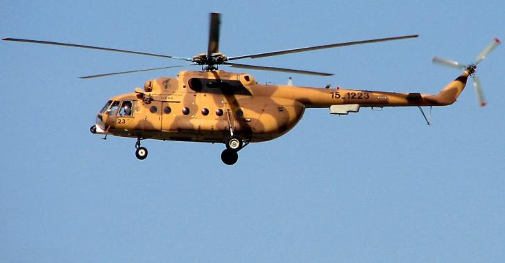 Elicopter prăbușit în Pakistan, cu ambasadorul român la bord. Talibanii spun că au doborât aeronava