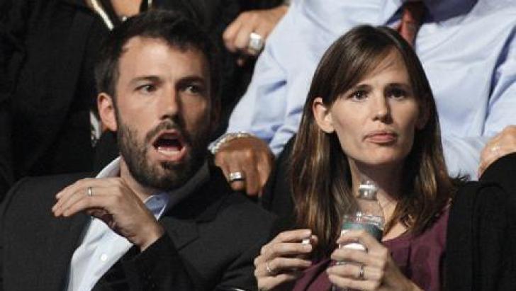 Ben Affleck și Jennifer Garner de despart