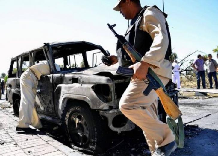 Gruparea Statul Islamic a executat 20 de bărbați într-un teatru roman din orașul antic Palmira