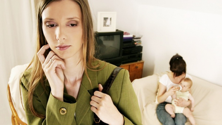 Soția lui nu a vrut ca el să fie în apropierea bonei copilului. Ce a făcut?