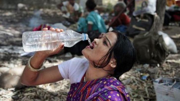 Canicula face ravagii în India: Peste 2.200 de persoane au murit