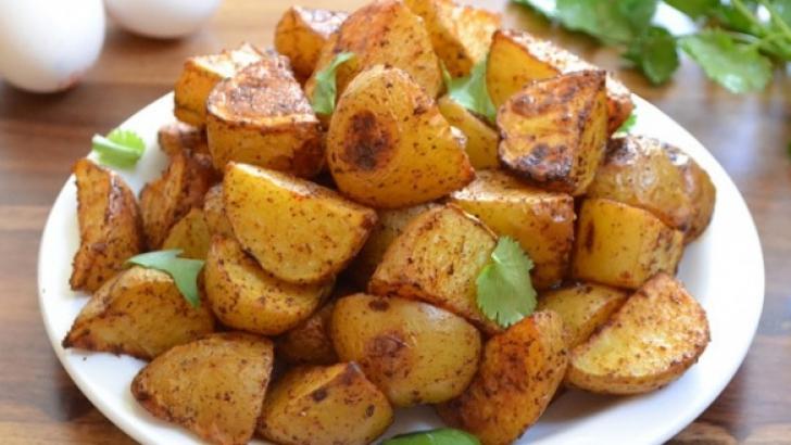 Cât de dăunători sunt cartofii prăjiţi pentru sănătate