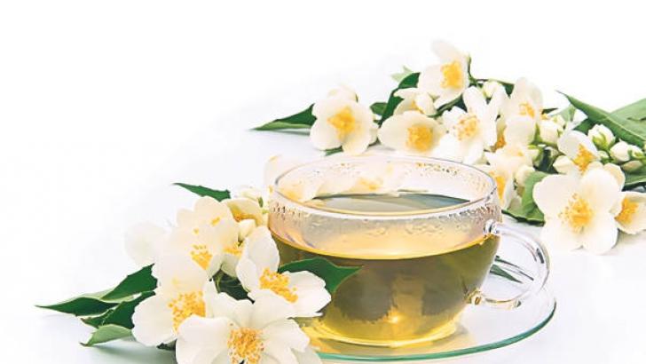 Ceaiul de iasomie poate face minuni