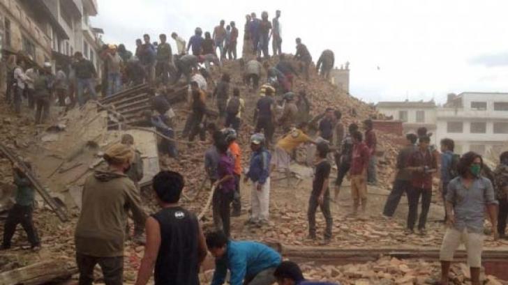 Cutremur Nepal. Peste jumătate din populaţia Văii Kathmandu a abandonat zona