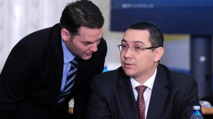 Ponta spune că nu i-a cerut demisia lui Șova din PSD și că nu o va face